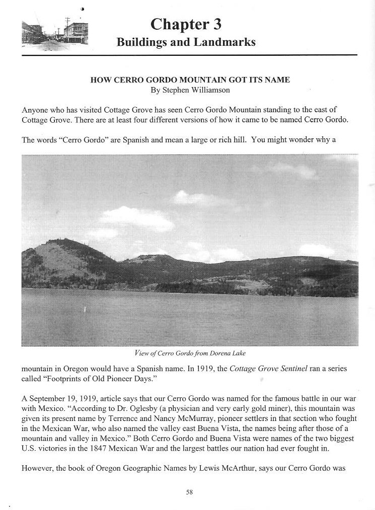 cottage grove historian article steve williamson