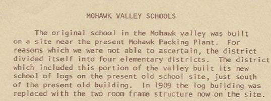 mohawk valley schools