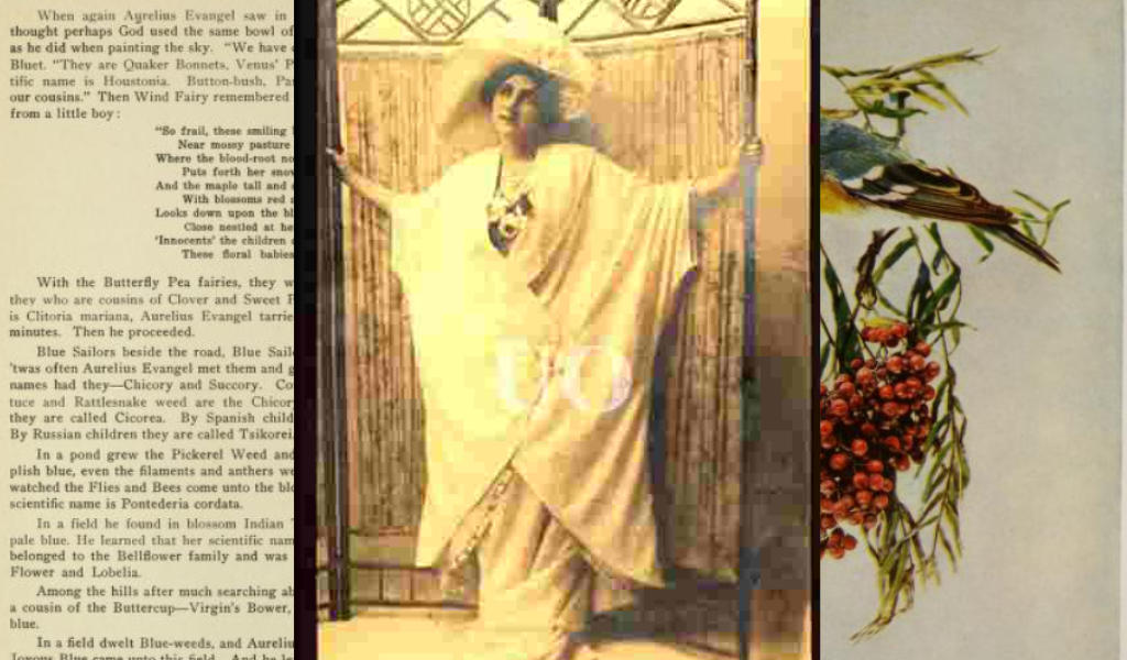 Asian Culture in the Life and Diaries of Opal Whiteley