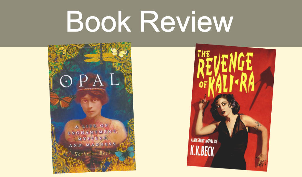 """Review of the book """"Opal"""""""
