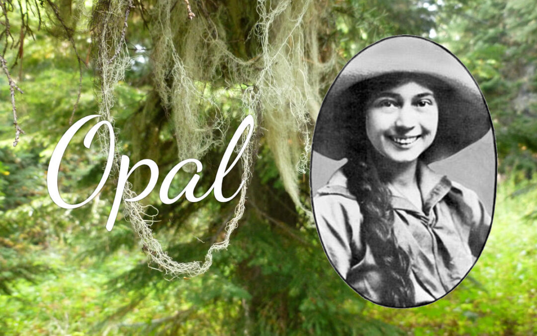 Who Was Opal Whiteley?